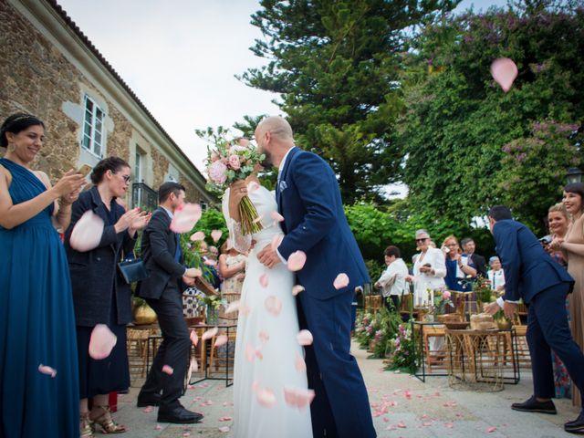 La boda de Rober y Cori en Laracha (Laracha), A Coruña 1