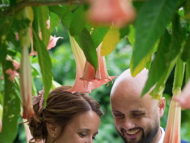 La boda de Rober y Cori en Laracha (Laracha), A Coruña 2