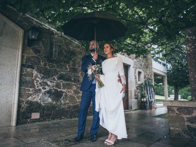 La boda de Rober y Cori en Laracha (Laracha), A Coruña 75