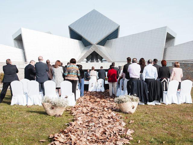 La boda de Dani y Arantxa en Barbastro, Huesca 1