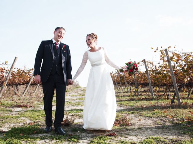 La boda de Dani y Arantxa en Barbastro, Huesca 9