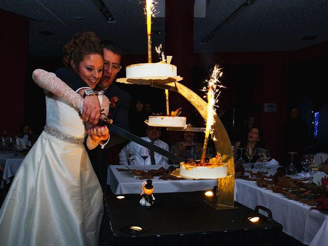 La boda de Dani y Arantxa en Barbastro, Huesca 12