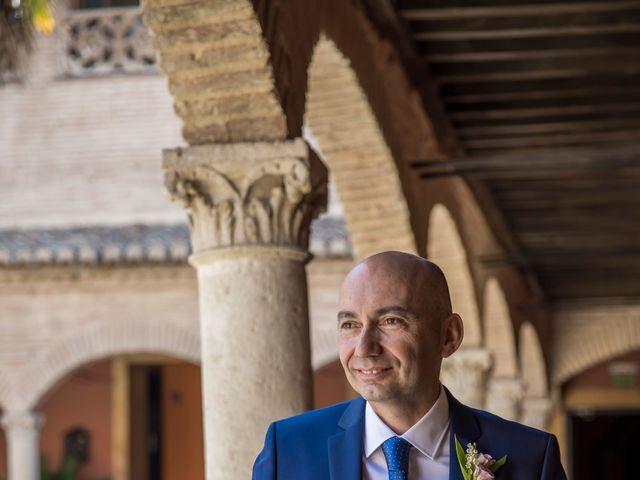 La boda de Manu y Maryser en Granada, Granada 3
