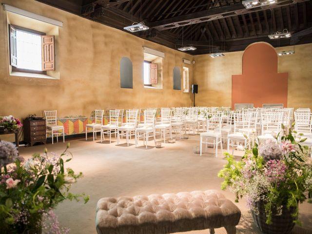 La boda de Manu y Maryser en Granada, Granada 11