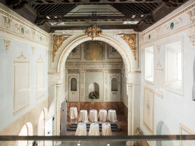 La boda de Manu y Maryser en Granada, Granada 12