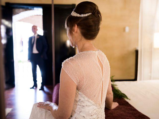 La boda de Manu y Maryser en Granada, Granada 33