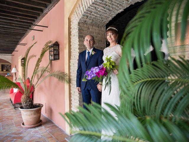 La boda de Manu y Maryser en Granada, Granada 36