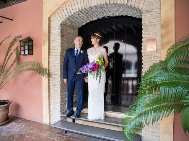 La boda de Manu y Maryser en Granada, Granada 37