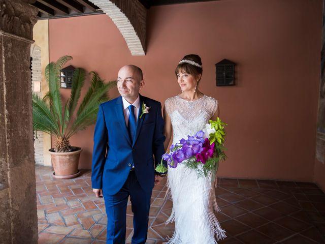 La boda de Manu y Maryser en Granada, Granada 38