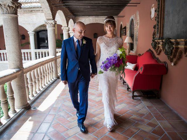 La boda de Manu y Maryser en Granada, Granada 39