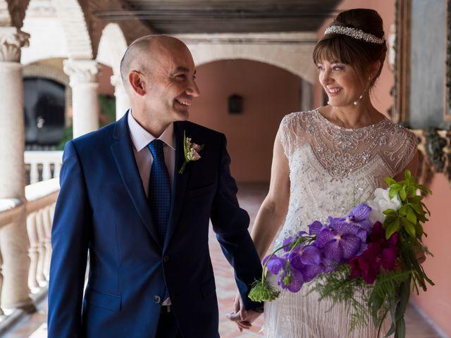 La boda de Manu y Maryser en Granada, Granada 40