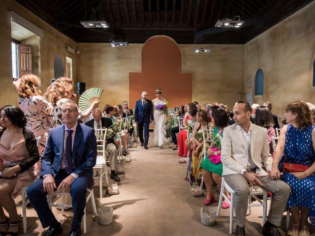 La boda de Manu y Maryser en Granada, Granada 41