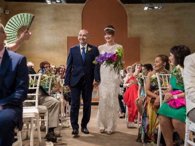La boda de Manu y Maryser en Granada, Granada 42