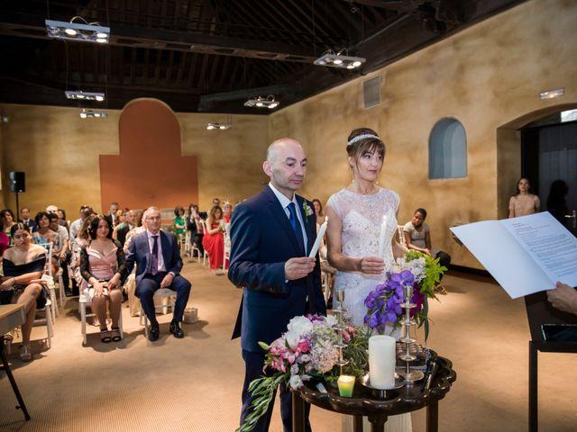 La boda de Manu y Maryser en Granada, Granada 46