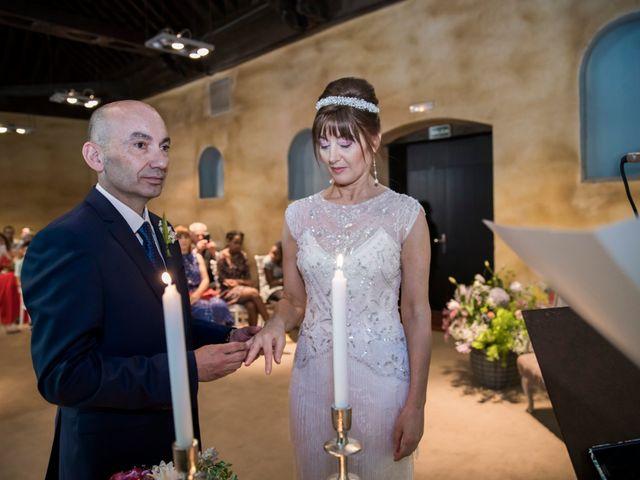 La boda de Manu y Maryser en Granada, Granada 48