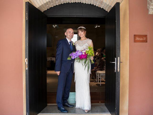 La boda de Manu y Maryser en Granada, Granada 50