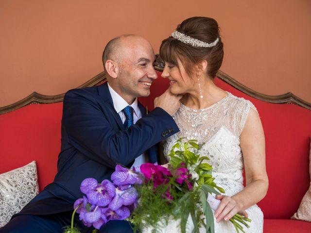La boda de Manu y Maryser en Granada, Granada 51