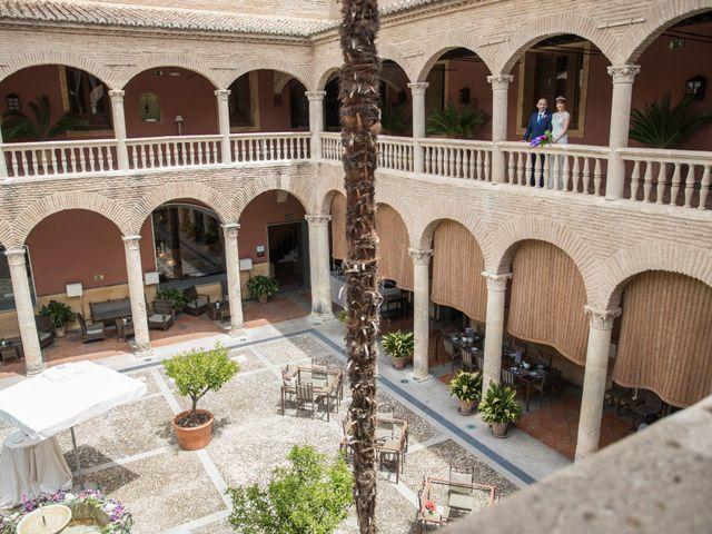 La boda de Manu y Maryser en Granada, Granada 52