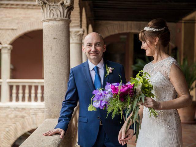 La boda de Manu y Maryser en Granada, Granada 53