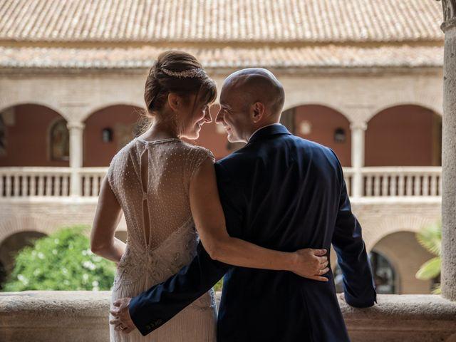 La boda de Manu y Maryser en Granada, Granada 54