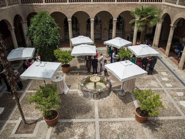La boda de Manu y Maryser en Granada, Granada 55