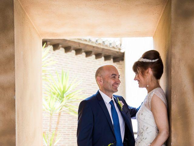 La boda de Manu y Maryser en Granada, Granada 56