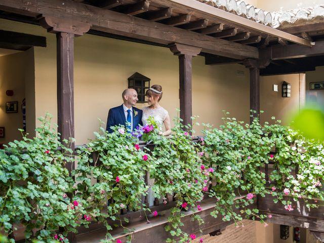 La boda de Manu y Maryser en Granada, Granada 57