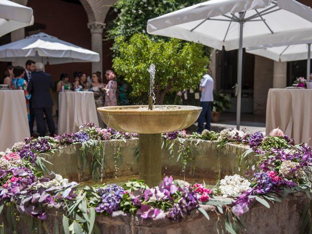 La boda de Manu y Maryser en Granada, Granada 64