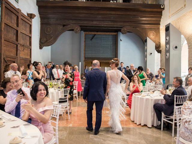 La boda de Manu y Maryser en Granada, Granada 66