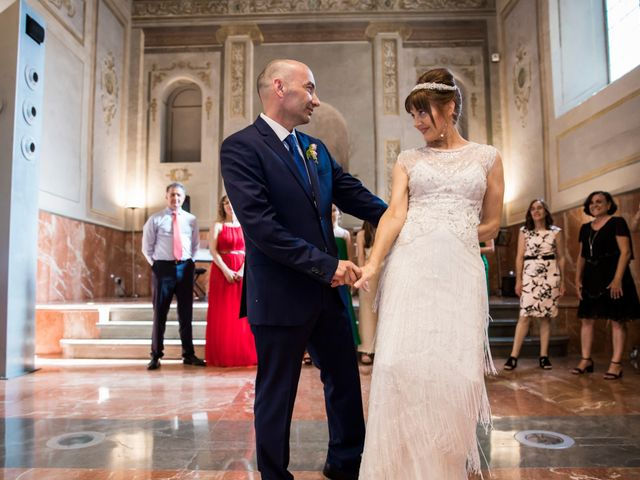 La boda de Manu y Maryser en Granada, Granada 79