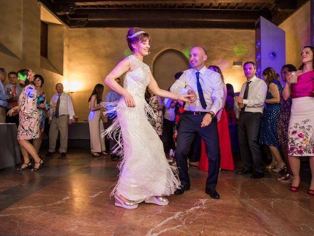 La boda de Manu y Maryser en Granada, Granada 86