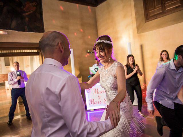 La boda de Manu y Maryser en Granada, Granada 89