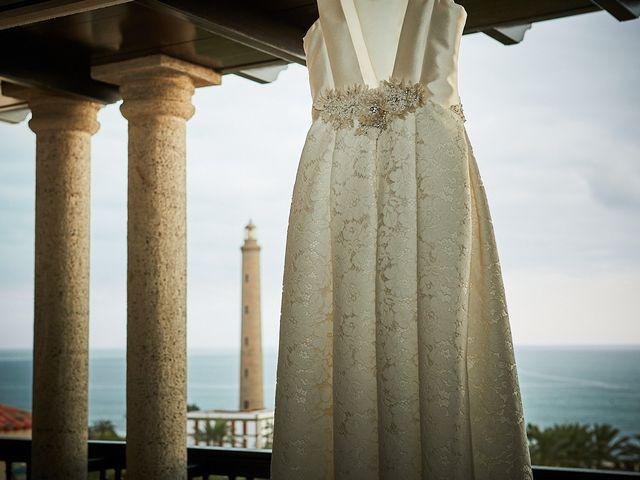 La boda de Adrián y Marta en Las Meloneras, Las Palmas 19