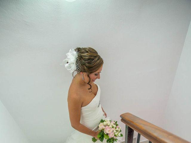 La boda de Antonio y Elisabet en Algeciras, Cádiz 8