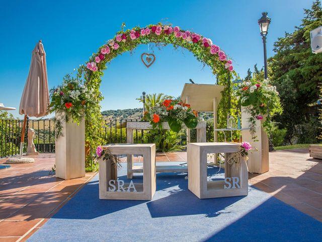 La boda de Antonio y Elisabet en Algeciras, Cádiz 9