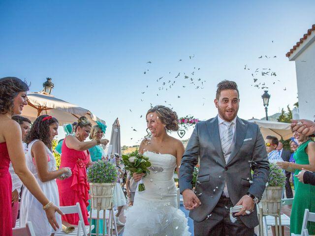 La boda de Antonio y Elisabet en Algeciras, Cádiz 19