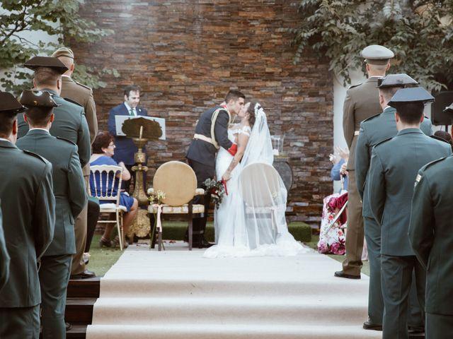 La boda de Jose Ramon y Laura en Toledo, Toledo 32