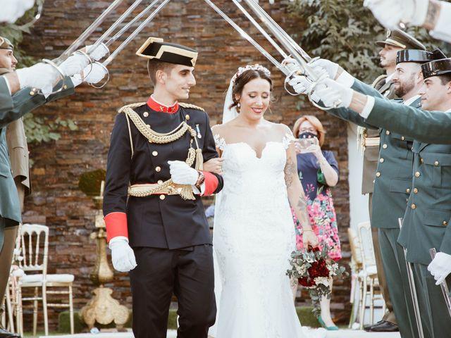 La boda de Jose Ramon y Laura en Toledo, Toledo 33