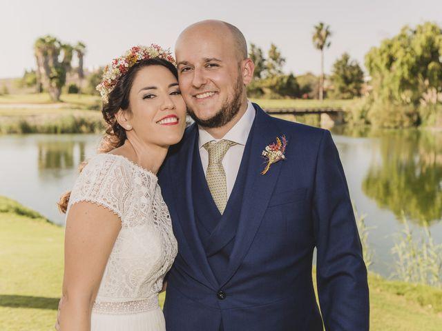 La boda de Jose y Esther en Jerez De La Frontera, Cádiz 34