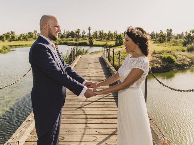 La boda de Jose y Esther en Jerez De La Frontera, Cádiz 1