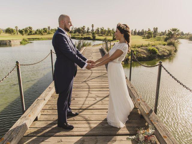 La boda de Jose y Esther en Jerez De La Frontera, Cádiz 35