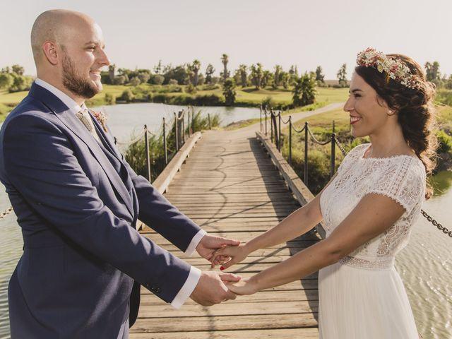 La boda de Jose y Esther en Jerez De La Frontera, Cádiz 36