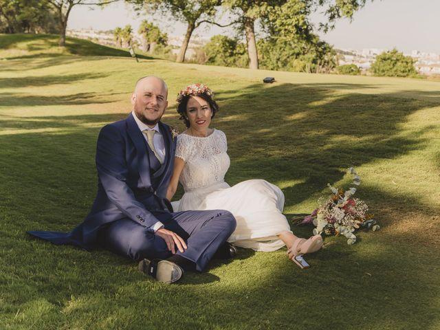 La boda de Jose y Esther en Jerez De La Frontera, Cádiz 43