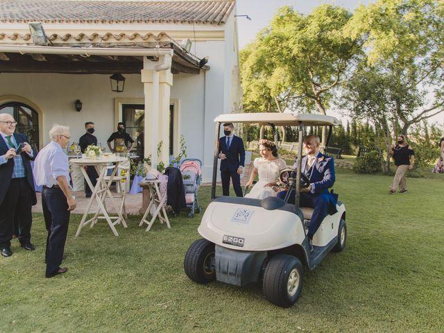 La boda de Jose y Esther en Jerez De La Frontera, Cádiz 46