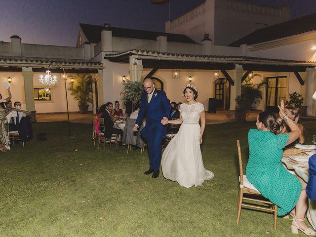 La boda de Jose y Esther en Jerez De La Frontera, Cádiz 55