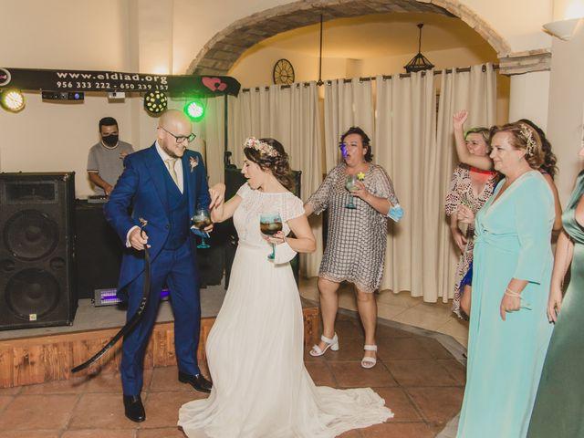 La boda de Jose y Esther en Jerez De La Frontera, Cádiz 66