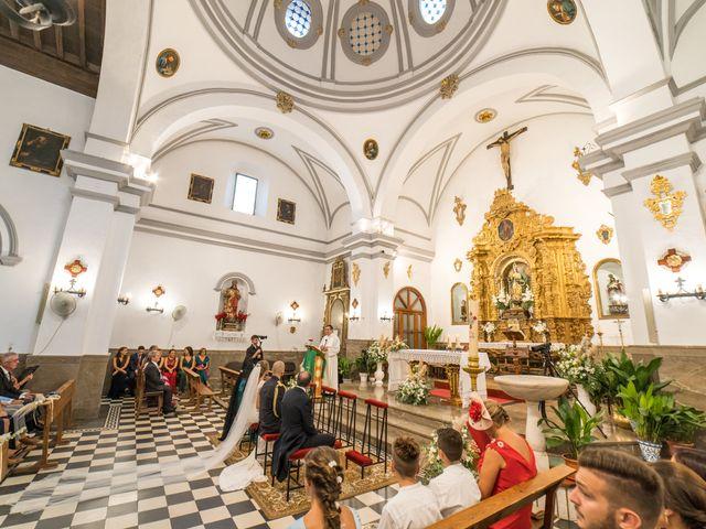 La boda de Paulino y Cristina en Armilla, Granada 9