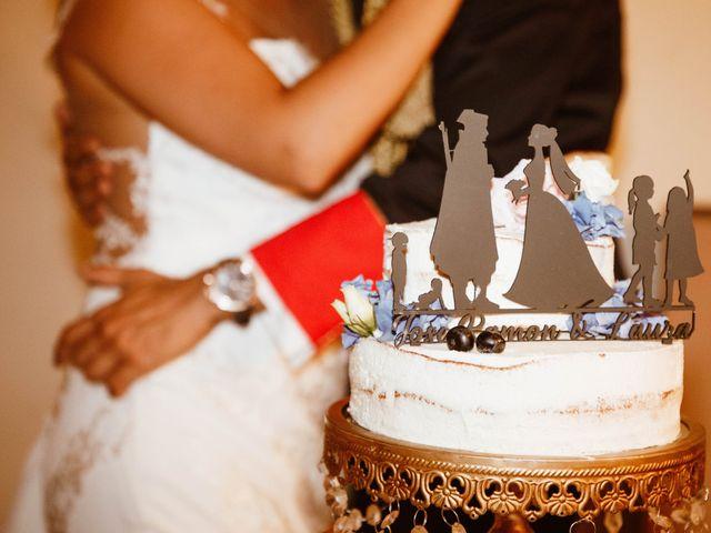 La boda de Jose Ramon y Laura en Toledo, Toledo 57
