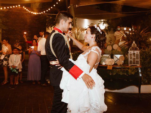 La boda de Jose Ramon y Laura en Toledo, Toledo 63