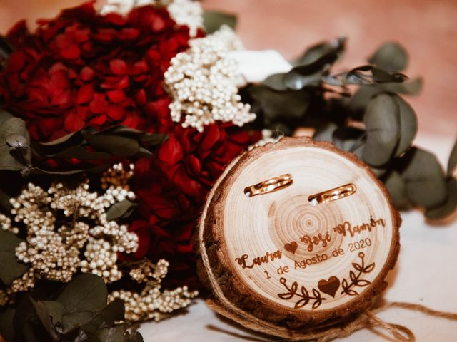 La boda de Jose Ramon y Laura en Toledo, Toledo 1